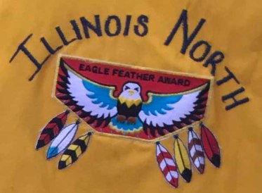 IL North Eagle Feather