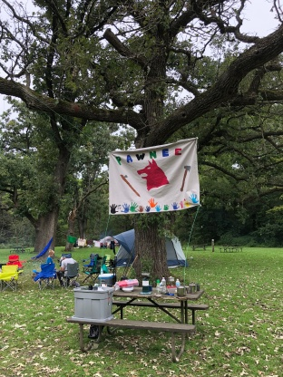 Guides fall campout 2018IMG_2409