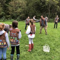 Sep 2018 Indian Princesses White Pines Fall Campout _IMG_2743
