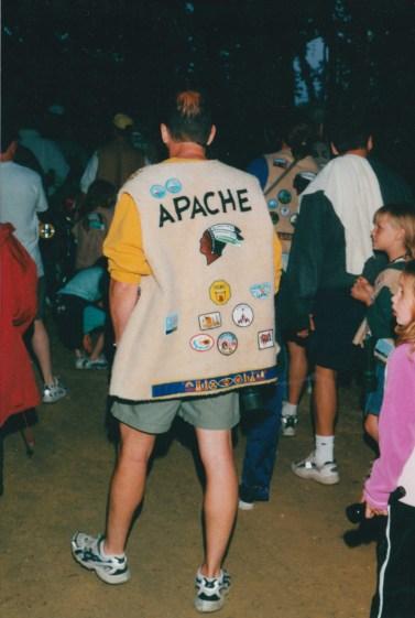 vest apache guides apache