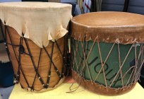 Non working drums _ Four Feather Nation Storage Unit October 2017 _IMG_0222