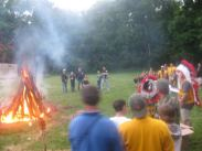 Spring 2012 guides fire