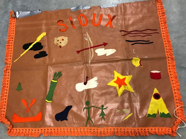 Sioux sign _ Four Feather Nation Storage Unit October 2017 _IMG_3156