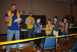1 Pinewood Derby 2014