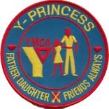 YMCA Princess patch
