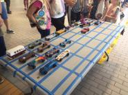 Pinewood Derby 2017 girls
