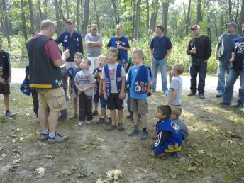 5 fall campout 2012 guides