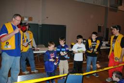 5 Pinewood Derby 2014 -2