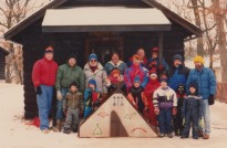1991 winter indian guides winter