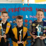 4 Four feathers Pinewood Derby april 2019 IMG_5965