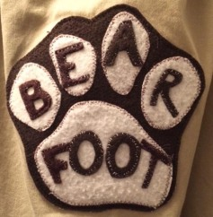 Bear Foot princess tribe