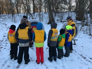 2 _ Indian Guides Jan 6 2018 Winter Campout Camp Edwards East Troy Wisconsin _IMG_4986