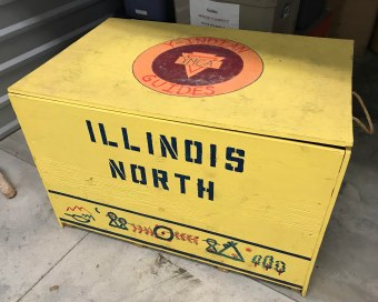Storage IL North Chest Indian Guides