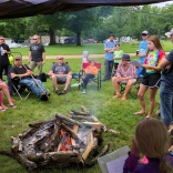 4 Indian Princess Spring Campout 2019 Four Feathers IMG_6673