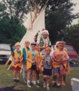 1991 spring Indian Guides Summer 1991 june