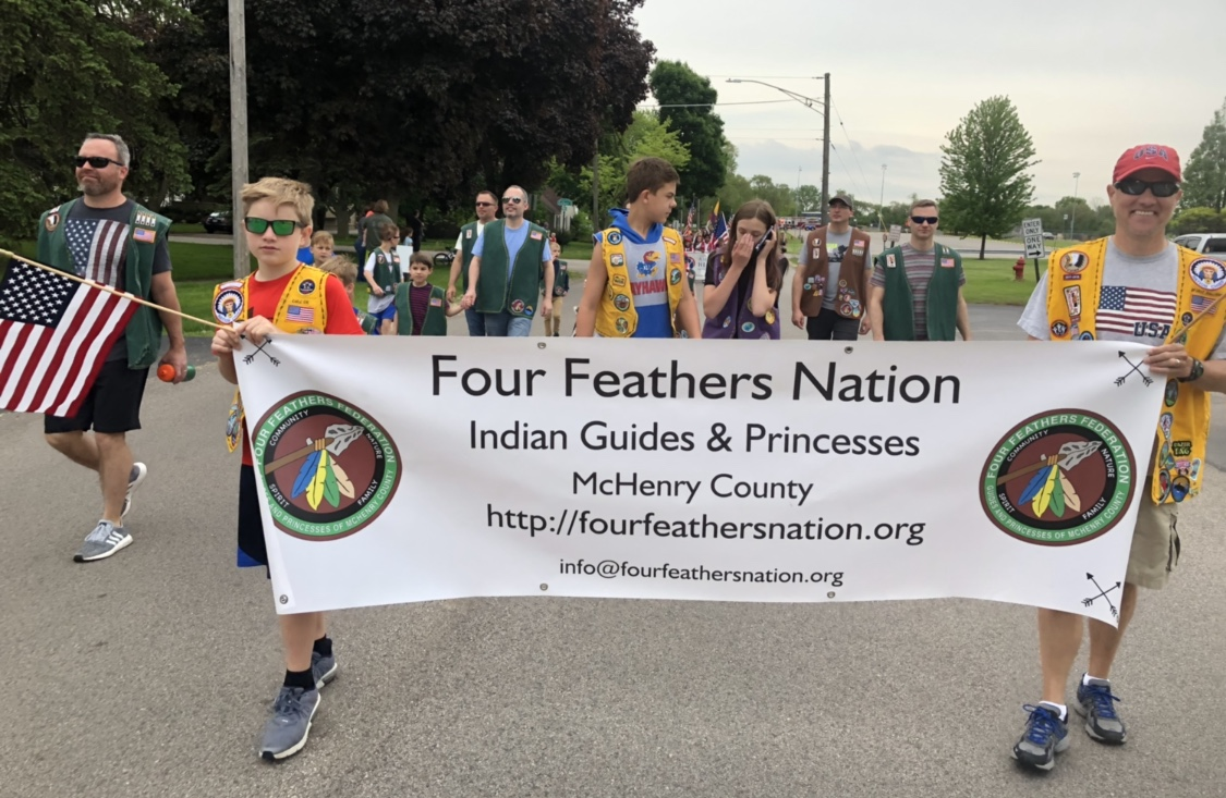 crystal lake parade 2019