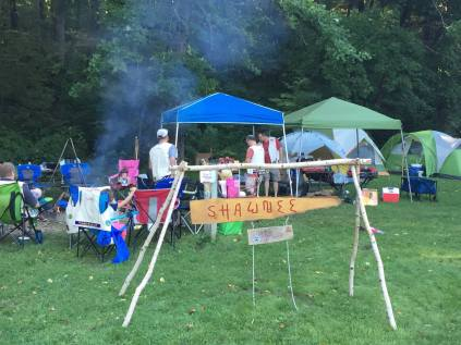 2016 Shawnee 2016 fall camp
