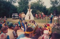 1991 spring Indian Guides 1991