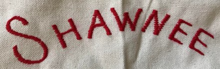 Shawnee Tribe Vest 1