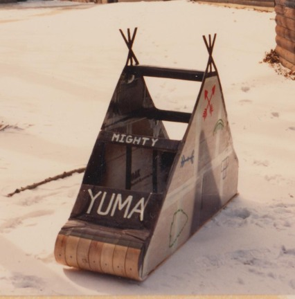1991 Winter indian Guides Yuma