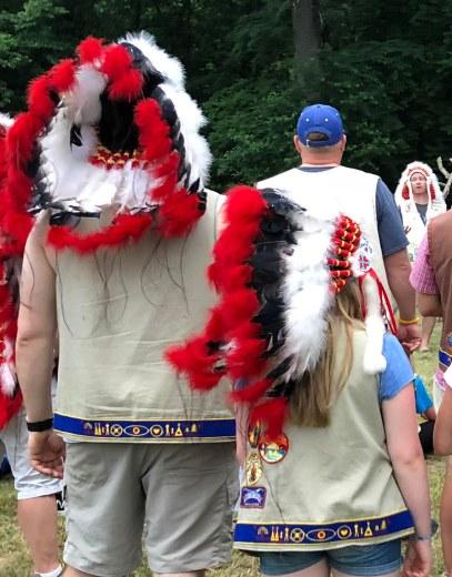 Kickapoo vest