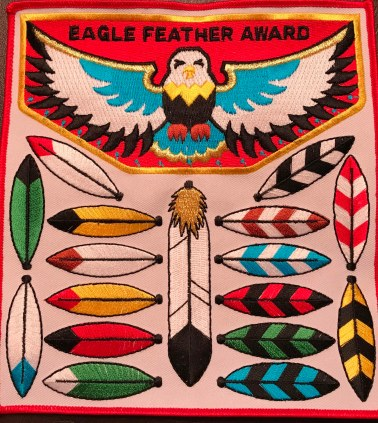 Eagle Feather Patch patch store