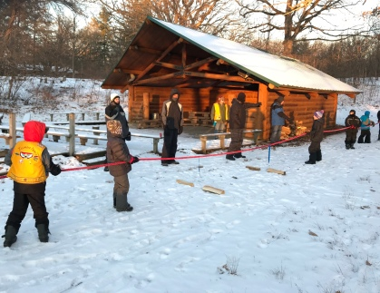 4 _ Indian Guides Jan 6 2018 Winter Campout Camp Edwards East Troy Wisconsin _IMG_E4995