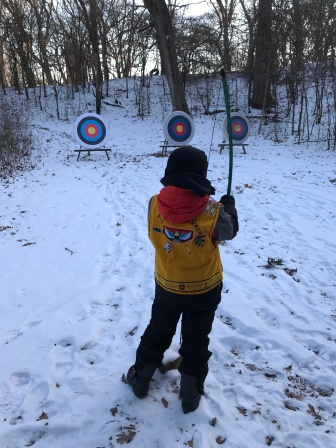 3 _ Indian Guides Jan 6 2018 Winter Campout Camp Edwards East Troy Wisconsin _IMG_4987