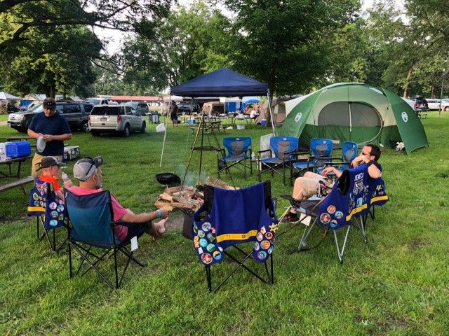 seneca Indian Guides Spring Campout June 2019 Four Feathers IMG_6855